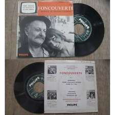 JACQUES LOUSSIER - Foncouverte Rare French EP OST Jean Canolle
