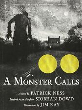 A Monster Calls: Inspired by an idea from Siobhan by Patrick Ness (Paperback)