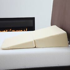 Memory Foam Pillow Wedge System Comfort Sleep Adjustable Bed Back Support Lumbar