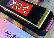 *italia*wah by gagan-a vox mod to get real filmcan vox 60s tone! Free INT'L ship