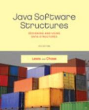 Java Software Structures: Designing and Using Data Structures (4th Edition) by