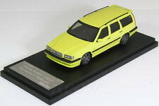 hpi 1/43 #8115 Volvo 850 T-5R Estate Yellow