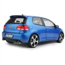 Norev Volkswagen Golf 6 GTI 2009 -  1/18 Metallic Blue Ref 188441