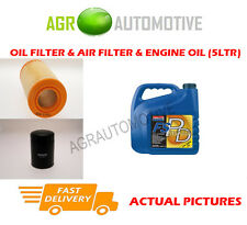 DIESEL OIL AIR FILTER + FS PD 5W40 FOR CITROEN RELAY 1400 2.8 128 BHP 2000-02