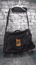 1998 Black NIKE World Masters Games Portland Oregon Gym Bag DUFFLE Bag