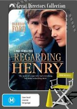 Drama Regarding Henry Harrison Ford Region 4 DVD Very Good Condition