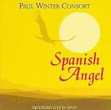 Spanish Angel (Recorded Live in Spain) by Paul Winter (Sax)/Paul Winter...