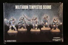 Warhammer 40K Imperial Guard/Militarum Tempestus Scions (47-15)  NEW