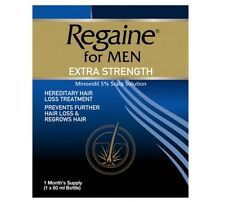 Regaine For Men Hair Loss Treatment Extra Strength 5% 1x60ml Solution FREE POST