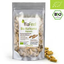 BioFeel - Bio Kurkuma Kapseln, 120 Stk., 550mg