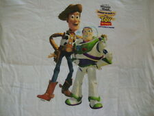 Vintage Walt Disney TOY STORY Movie Promo Minute Maid 90's RARE T shirt L