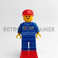 LEGO Minifigures - Gas Station Worker - oct017 - Octan Omino Minifig Set 6426