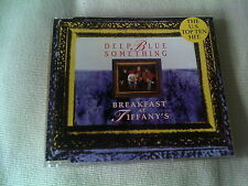 DEEP BLUE SOMETHING - BREAKFAST AT TIFFANY'S - UK CD SINGLE