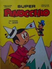 Super PINOCCHIO n°12 1976 ed. Metro [G.96]