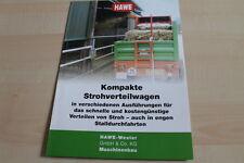 128834) Hawe strohverteilwagen folleto 200?