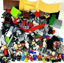 Mega Bloks Lot Extreme Sports Army Mini Figures & Others 2 lbs