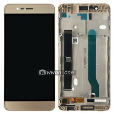 Gold 5.2'' ASUS Zenfone 3 Max ZC520TL LCD Screen Touch Digitizer Assembly Frame
