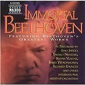Immortal Beethoven, Various Artists, Very Good CD