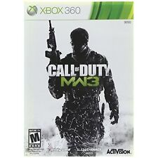 Call Of Duty: Modern Warfare 3 For Xbox 360 COD Shooter Brand New 7Z