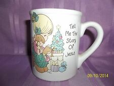 Precious Moments Tell me the Story of Jesus Mug from Enesco
