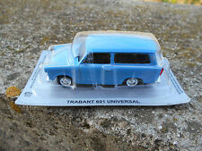 TRABANT 601 UNIVERSAL  - SCALA 1/43