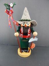 Steinbach Nutcracker Chubby Mountain Climber Signed by Creator 1997 S723