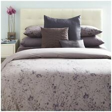 NWT $340.00 Calvin Klein Home color JARDIN Dusk -one- QUEEN DUVET COVER