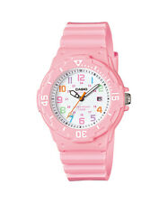 Casio Women Ladies Sports Style Watch With White Display, Baby Pink LRW-200H-4B2