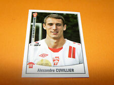 326 A. CUVILLIER AS NANCY LORRAINE ASNL PANINI FOOT 2011 FOOTBALL 2010-2011
