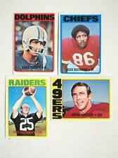 1972 Topps  #220 John Brodie  49ers   EXMINT