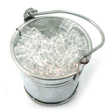 Xtra Speed Steel Crawler Garage Scale Accessory Ice Bucket 1:10 RC Car #XS-55905
