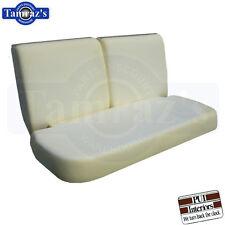 71 72 GM A & X Body Bench Seat Foam Cushion 3 Pieces PUI New
