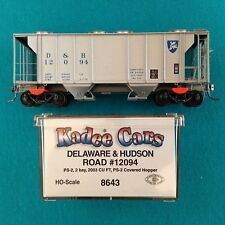8643 Kadee HO Delaware & Hudson Covered Hopper NIB