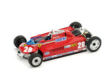 Ferrari 126CK Turbo 1981 GP Monaco Transport Version Pironi #28 1:43 R368T BRUMM