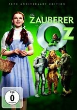 EL MAGO DE OZ Wizzard Of JUDY GARLAND 70th Aniversario DVD Edition Nuevo