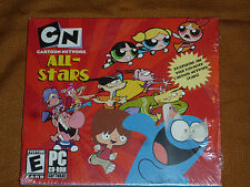 Cartoon Network All-Stars (PC, 2006) NEW/SEALED!