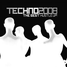CD Techno the best volume 2 di Various Artists 2cds