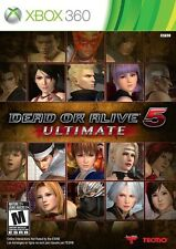 Dead or Alive 5: Ultimate - Xbox 360 Game