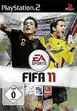 Playstation 2 FIFA 11 FUSSBALL 2011 TopZustand