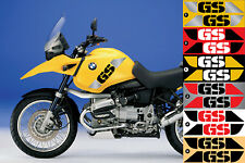 BMW 2 adesivi R1150GS ADVENTURE - R1100GS - Aufkleber , stickers , autocollant