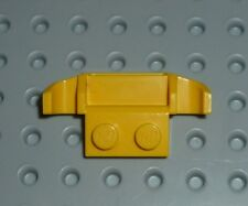 LEGO - PLATE, Modified 1 x 2 with Racers Car Grille, YELLOW x 1 (50949) PM211