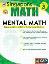 Mental Math, Level 2, Grade 3 : Strategies and Process Skills to Develop...