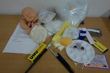 REBORN BABY STARTER PACK inc KIT OF YOUR CHOICE