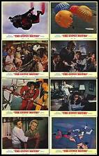 SKY DIVING/PARACHUTING/THE GYPSY MOTHS orig1969 lobbycard posters BURT LANCASTER