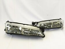 JDM NISSAN SILVIA S14 14 240SX 95-99 KOUKI HEADLIGHT LIGHTS Chrome NEW JAPAN