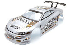 Nissan Silvia S15 Stage D Body Shell Silver 190mm Painted  S011S