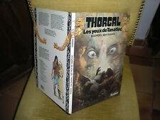 THORGAL N°11 LES YEUX DE TANATLOC - EDITION ORIGINALE 1986