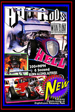 Drag Racing Altereds HOT RODS from HELL, A Main Event Entertainment DVD