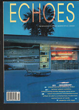 ECHOES SPRING 2000 EICHLER MODERN HOMES EAMES PALM SPRINGS  ATOMIC RANCH HTF   E