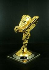 1/1 Scale Rolls-Royce Fabulous hood Ornament Mascot Gold Metal Model  (Gold)